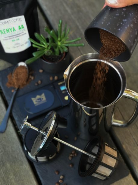 Why French Press?